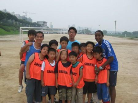 Team Sharks 2008